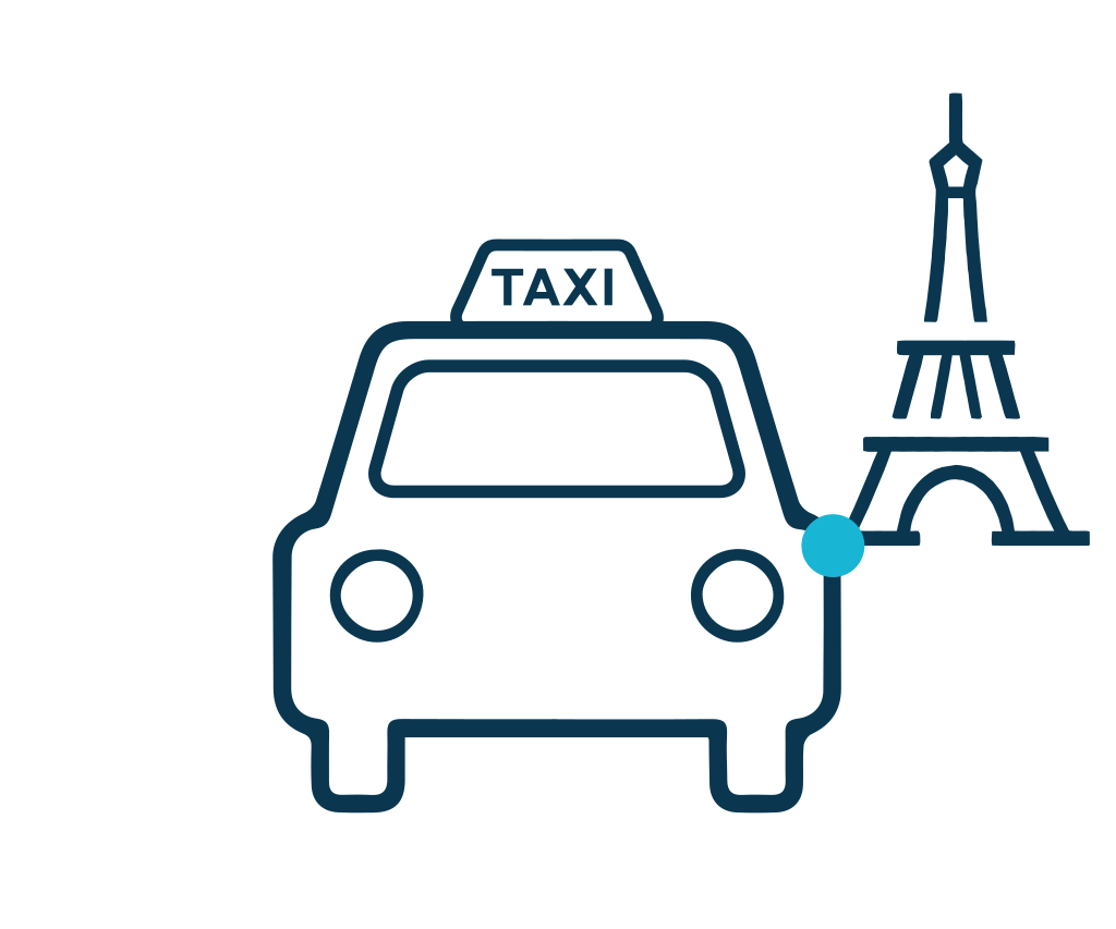 60 vehicles will be deployed in Hype by STEP taxi fleets in Paris
